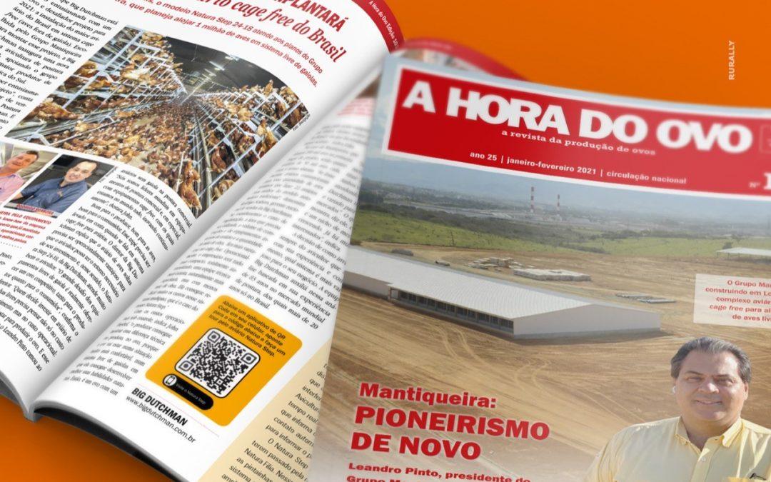 Big Dutchman implantará o maior aviário cage free do Brasil
