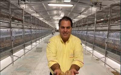 Projeto Inovador para a Avicultura Brasileira